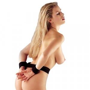 Verstelbare Hand en Taille Boeien Bondage Sets Voorbeeld