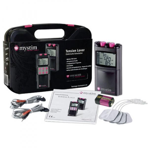 Mystim Tension Lover E-Stim Tens Unit - Mystim