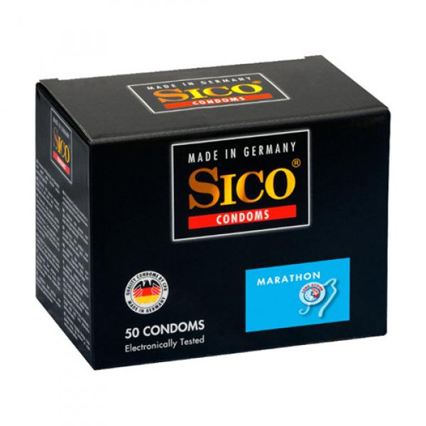Sico Marathon Condooms - 50 Stuks - Sico