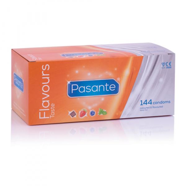 Pasante Flavours condooms 144 stuks - Pasante