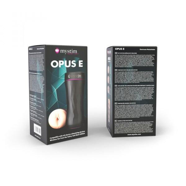 Mystim Opus E-Masturbator - Vagina - Mystim