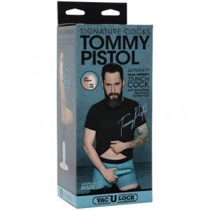 Tommy Pistol Realistische Dildo Verpakking