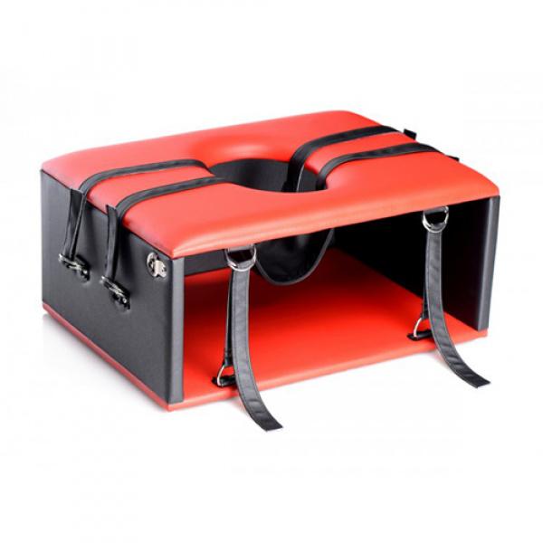 Queening/Kinging Chair - Facesitting Stoel - Strict