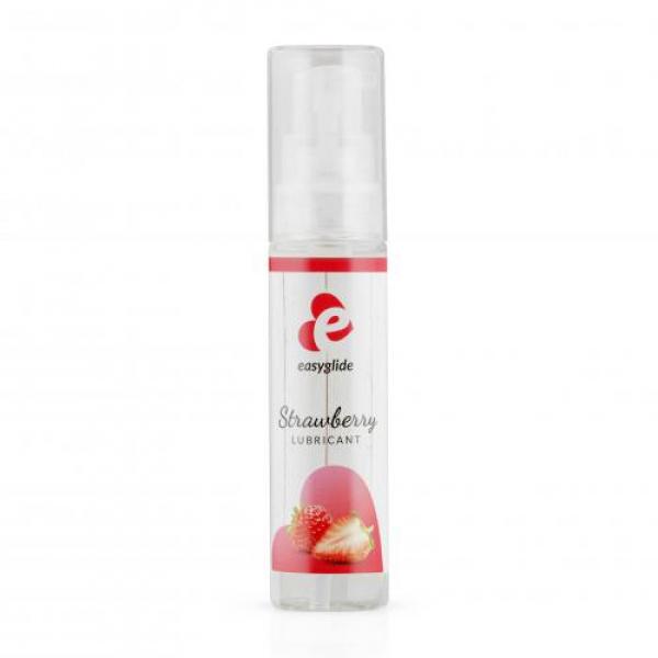 EasyGlide Strawberry Waterbasis Glijmiddel - 30ml - EasyGlide
