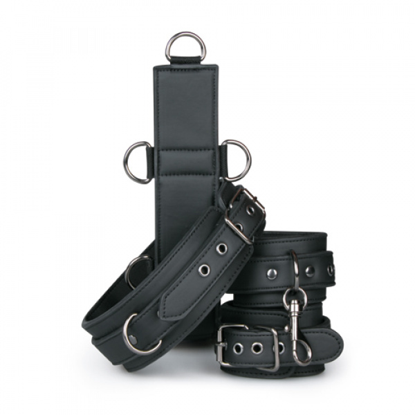 Neck and Wrist Restraint - Easytoys Fetish Collection