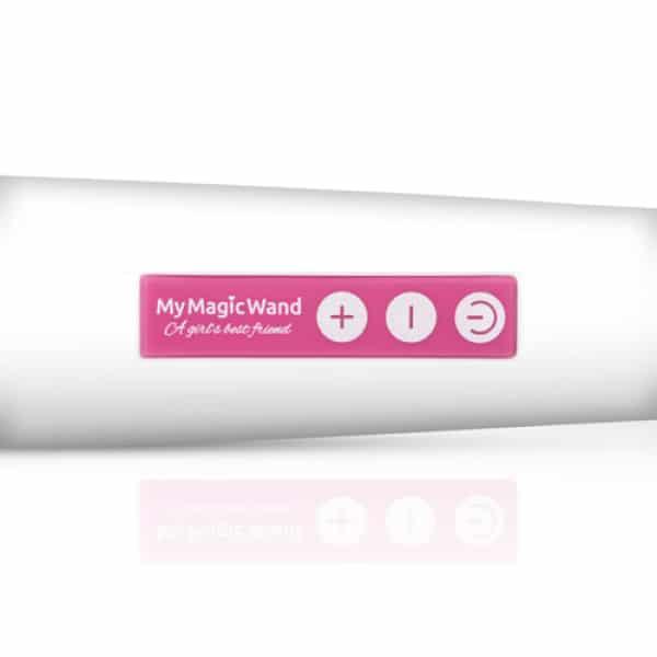 MyMagicWand Roze Vibrator Bediening