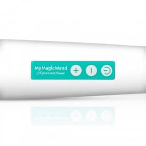MyMagicWand Turquoise Bediening Vibrator