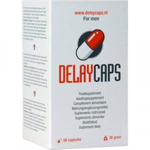 Delaycaps Drogisterij Klaarkomen Verpakking