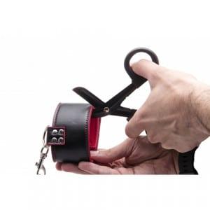Bondage Safety Scissor Black Bondageschaar Voorbeeld