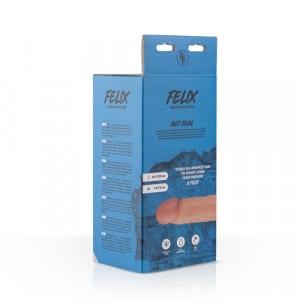 Felix Realistische Dildo Verpakking Achterkant