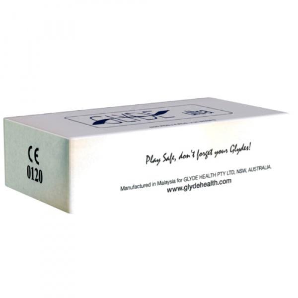 Glyde Ultra Natural - 100 Condooms - GLYDE