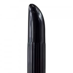 Ladyfinger Mini Vibrator Zwart Close Up