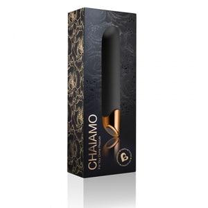 Chaiamo Bullet Vibrator Zwart Verpakking