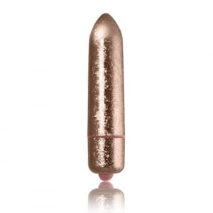 Frosted Fleur Crystal Staand Vibrator