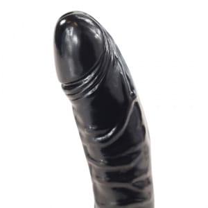 Black Hammer Realistische Vibrator Close Up