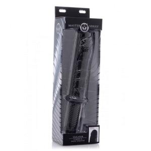 Enormass XXL Vibrator Met Handvat Verpakking