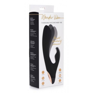 The Bendable Rabbit Vibrator G-spot Clitorisstimulatie Verpakking