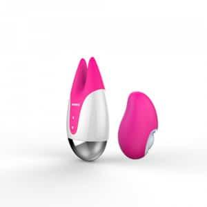 Nalone FiFi 2 Stimulator Met Eitje Clitorisvibrator Zijkant Links