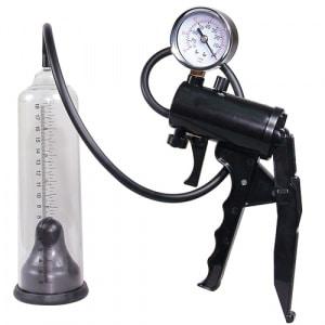 Penispomp Handpomp Stiff & Strong Pump Staand