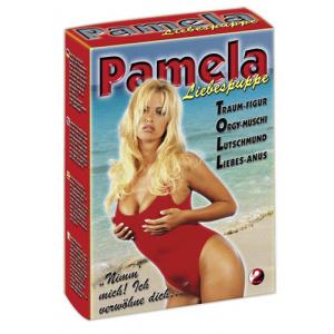 Sekspoppen Opblaaspop Pamela Verpakking