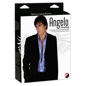 Loverboy Angelo Verpakking Opblaaspoppen Sekspoppen Mannelijk