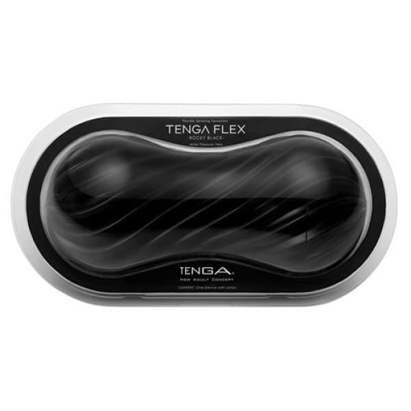 Tenga Flex - Zwart - Tenga