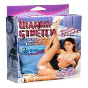 Sekspop Dianna Vrouwelijke Opblaaspop Verpakking