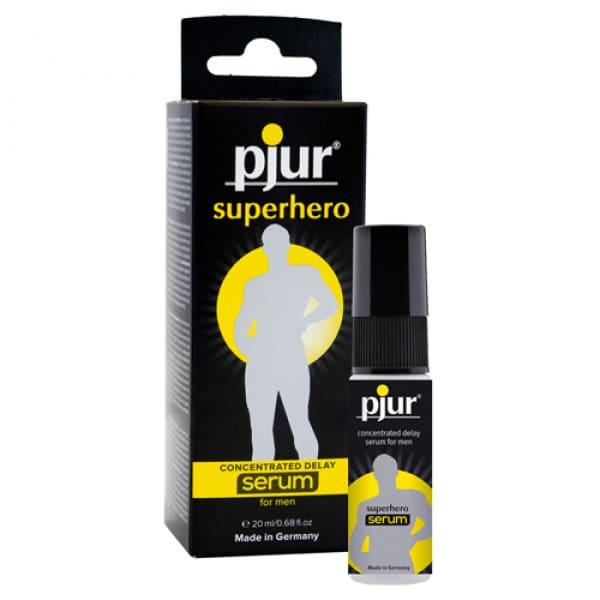 Pjur superhero delay serum - Pjur