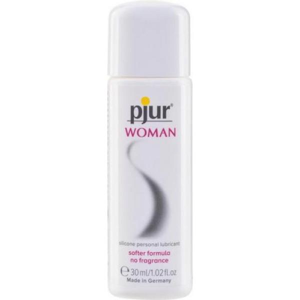 Pjur Siliconen Glijmiddel Voor Vrouwen - 30 ML - Pjur