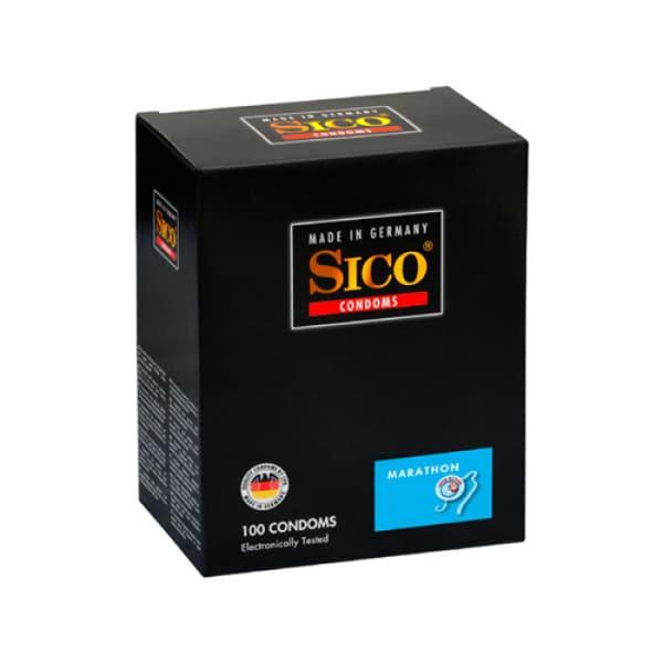 Sico Marathon Condooms - 100 Stuks - Sico