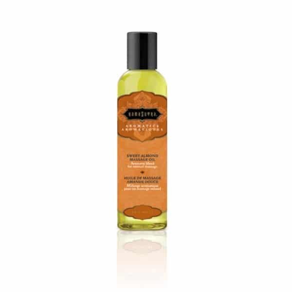 Sweet Almond Massageolie - 59 ml - KamaSutra