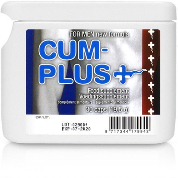 Cum Plus - 30 capsules - Cobeco Pharma