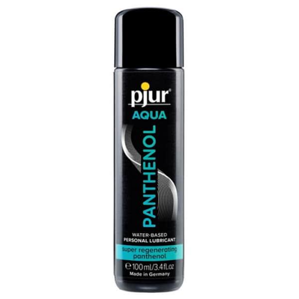 PjurAqua Panthenol Glijmiddel - 100 ml - Pjur