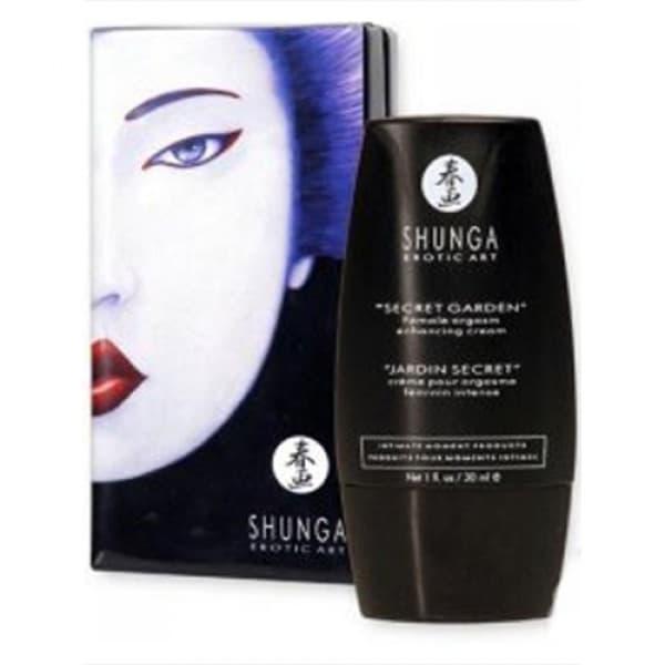 Shunga - Orgasme creme voor vrouwen - Shunga