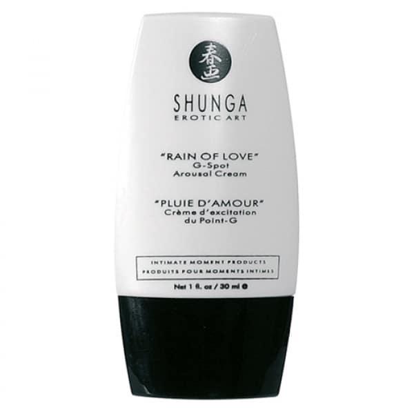 Shunga - Rain of Love Stimulerende creme - Shunga
