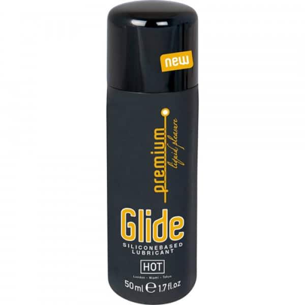 Premium Glide Siliconen Glijmiddel - 50 ml - HOT