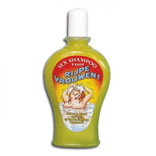 Fun Shampoo - Rijpe Vrouwen - You2Toys