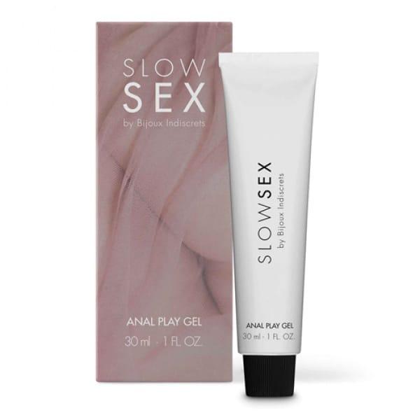 Anal Play Gel - 30 ml - Slow Sex