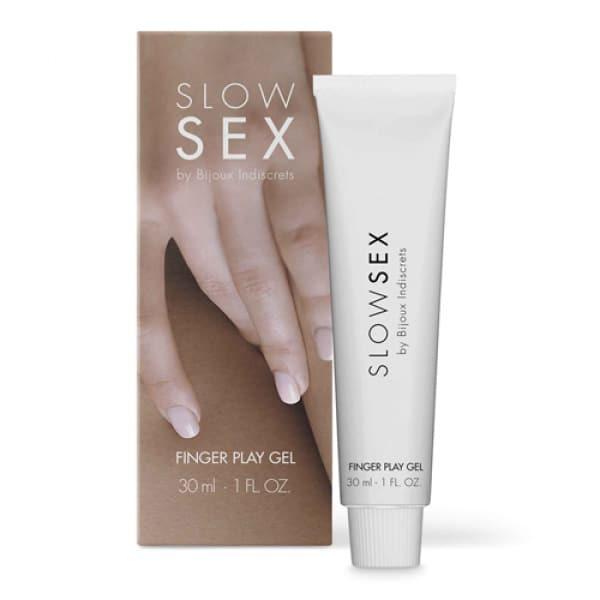 Finger Play Gel - 30 ml - Slow Sex