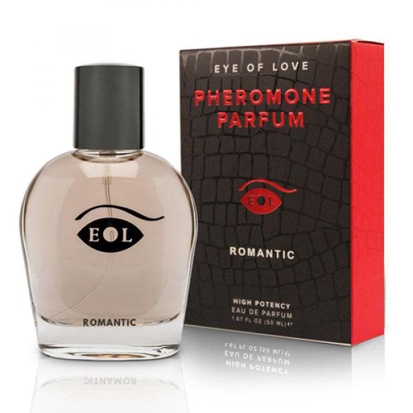 Romantic Feromonen Parfum - Man/Vrouw - Eye Of Love