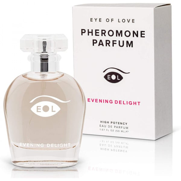 Evening Delight - Feromonen Parfum - Eye Of Love