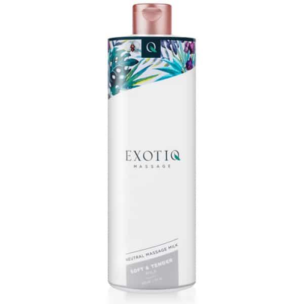 Exotiq Soft & Tender Massagemelk - 500 ml - Exotiq