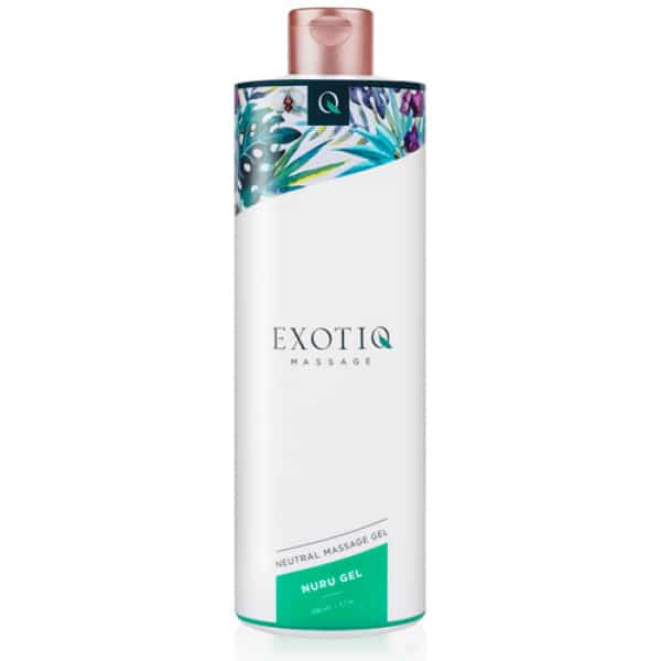 Exotiq Nuru Gel - 500 ml - Exotiq