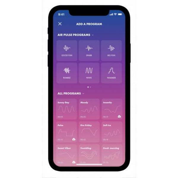 Satisfyer Signet Cockring App Controlled - Satisfyer