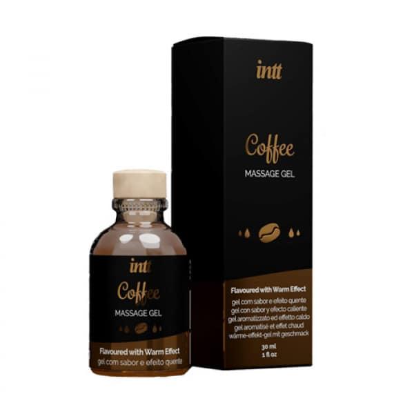 Massage Gel - Coffee - INTT
