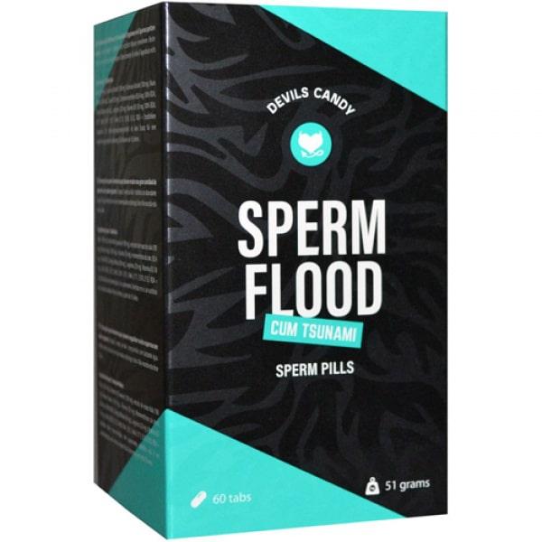 Devils Candy Sperm Flood - Morningstar