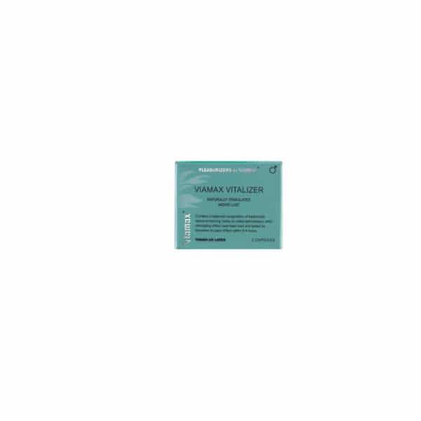 Viamax Vitalizer - 2 Capsules - VIAMAX